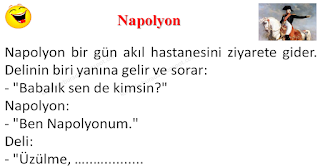 Napolyon - Deli Fıkraları - Komikler Burada