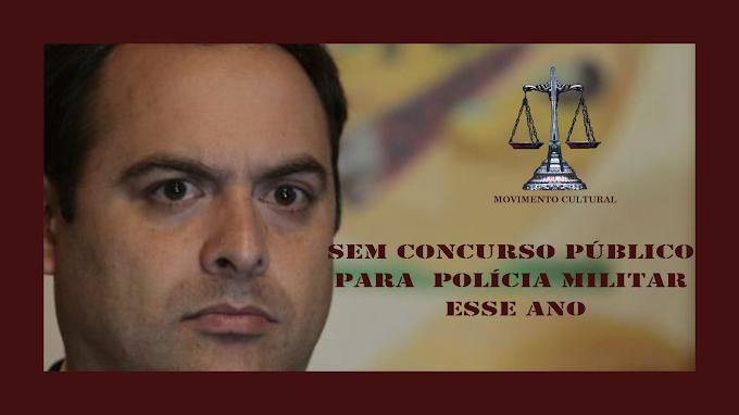 PAULO CÂMARA, UM PROBLEMA COM PROMESSAS - CONCURSO ANUAIS PARA PM
