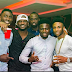 Peter Okoye Hangs Out With Wilfried Ndidi & Moses Simon (see photo)