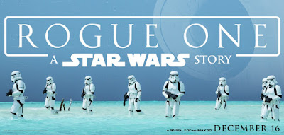 Rogue One A Star Wars Story Banner Poster 4
