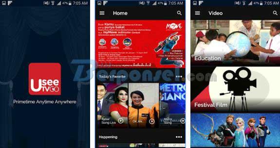 Aplikasi Live Streaming MotoGP Android Online Terpopuler 2017