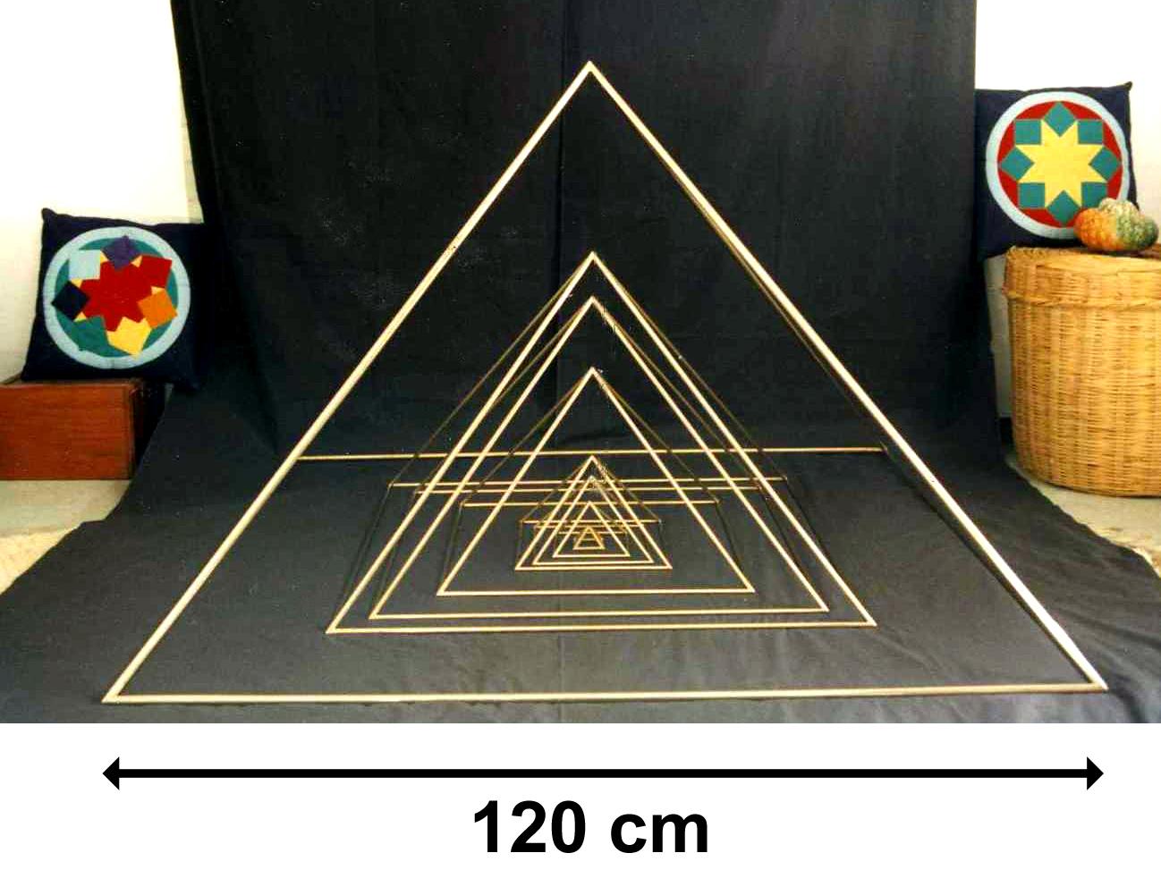Piramide di cheope misure proporzioni e costruzione for Creare con il fai da te