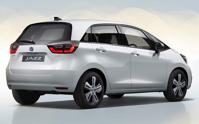 Novo Honda Fit 2021