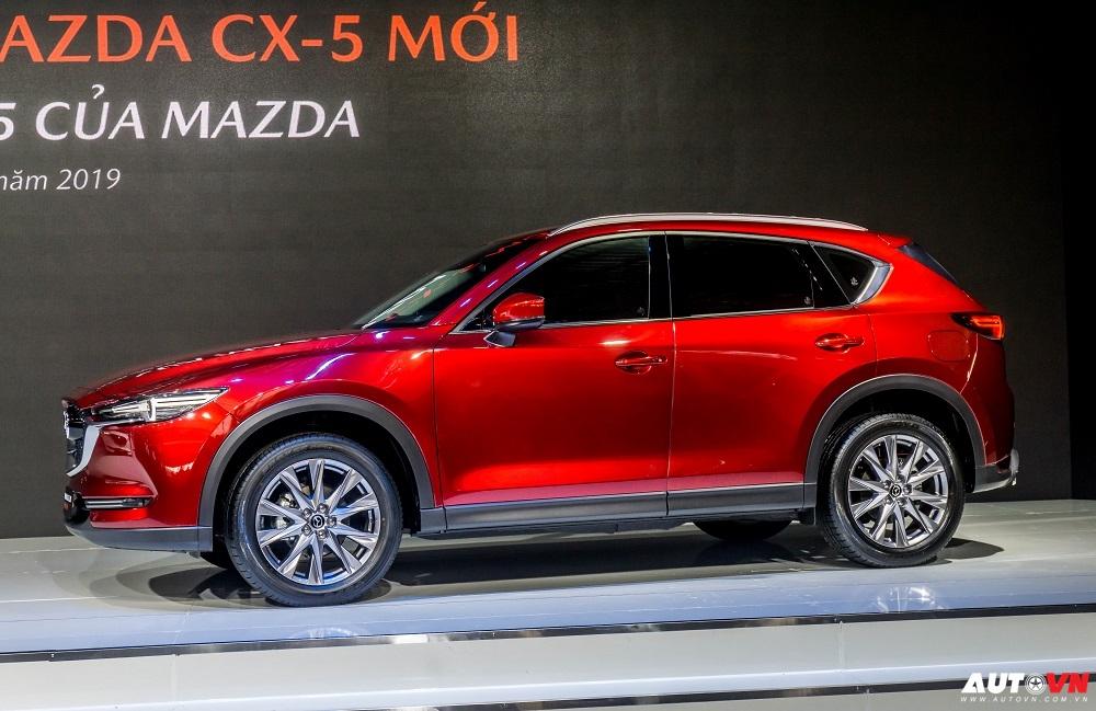 Mazda CX-5 mới