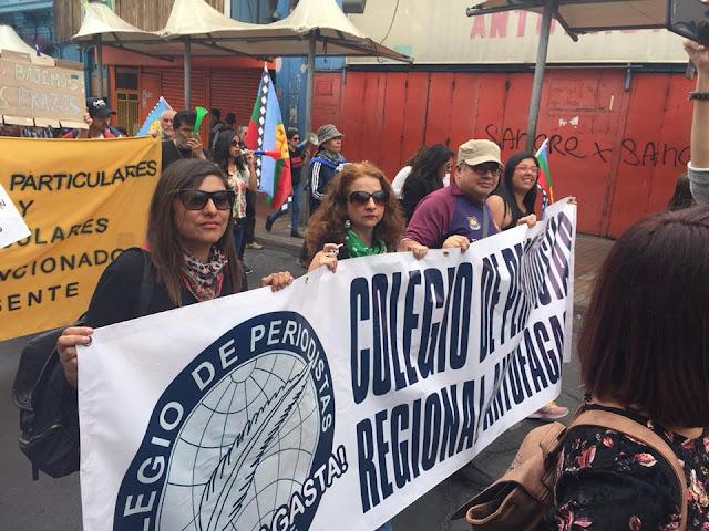 Contraloría ordenó a Gobierno Regional de Antofagasta reintegrar a periodista tras despido de carácter político