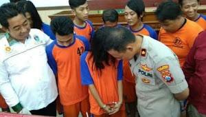 Ketagihan sabu gadis asal Jombang nekat jual diri