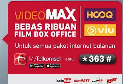 Daftar Harga Paket Internet Telkomsel