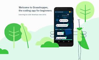 grasshopper google javascript coding app