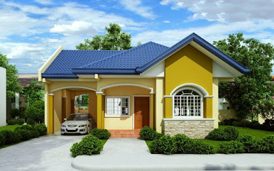 Cute%2BSmall%2BTiny%2BBeautiful%2BBungalow%2BHouse%2B%25285%2529 - Get Cute Small House Design In Philippines  Pictures