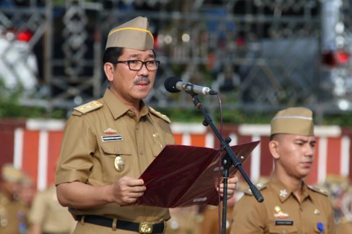 Gubernur Ridho Minta ASN di Lingkungan Pemprov Profesional dalam Tugas dan Fungsinya