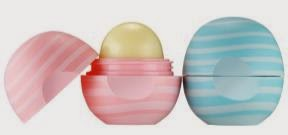 eos Visibly Soft Lip Balm Spheres