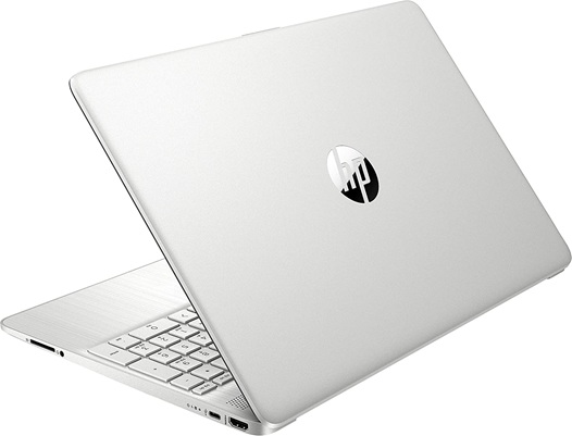 HP 15s-eq1074ns: portátil Windows 10 Home con procesador AMD de doble núcleo y teclado QWERTY en español