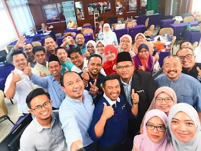 Bengkel #cikgooTUBE Hasilkan Video PdPc di BTPN Perak