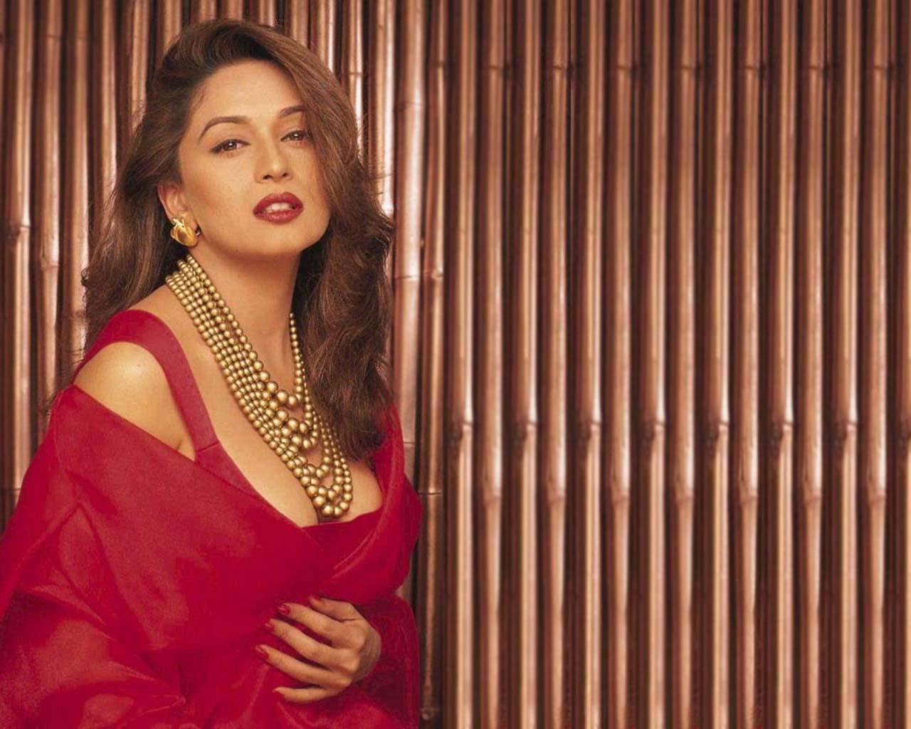 Madhuri Dixit Sexy Image