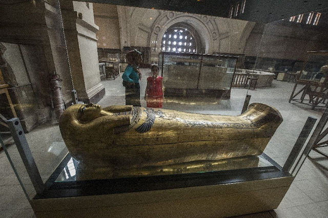 With tourists scarce, Egypt struggles to maintain heritage