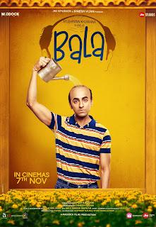 Bala 2019 Hindi 480p Pre-DVDRip 700MB