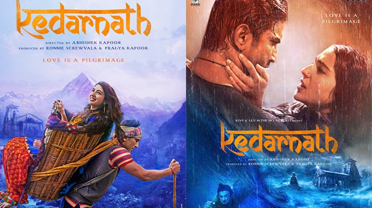 In the film Kedarnath many dangerous scenes were shot to show the disaster. In view of this, special arrangements were made on the set considering the safety and security of Sara and Sushant.
