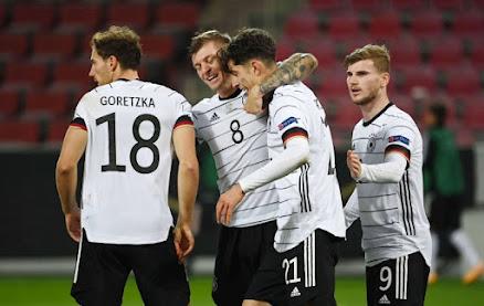 موعد مباراة ألمانيا و أرمينيا من تصفيات كأس العالم 2022: أوروبا