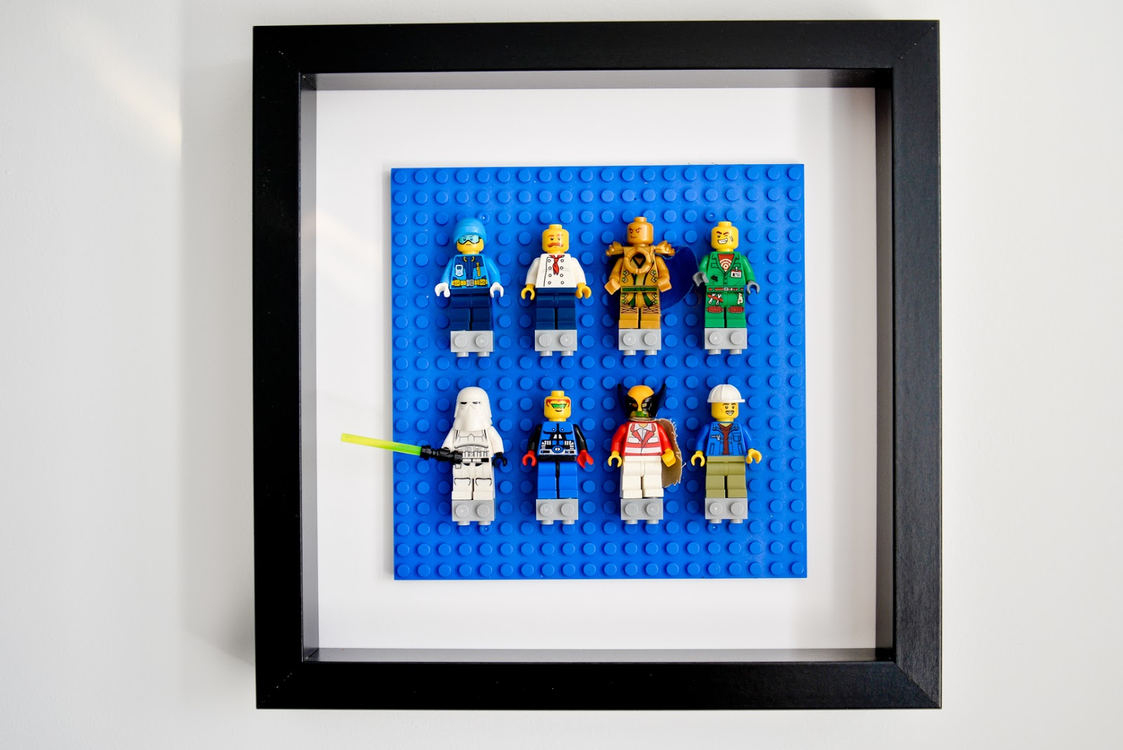 lego diy frame