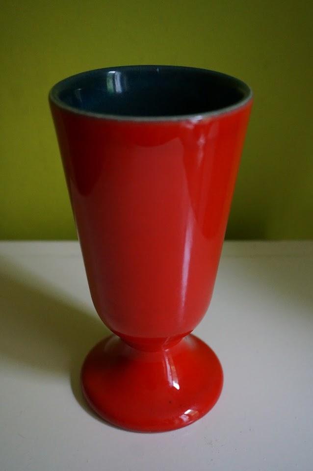 mazagran de Pol Chambost de 1964  Pol Chambost ceramic mug