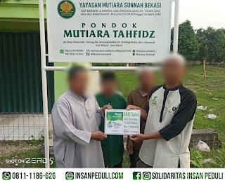 Pondok Mutiara Tahfizh Yayasan Mutiara Sunnah Bekasi