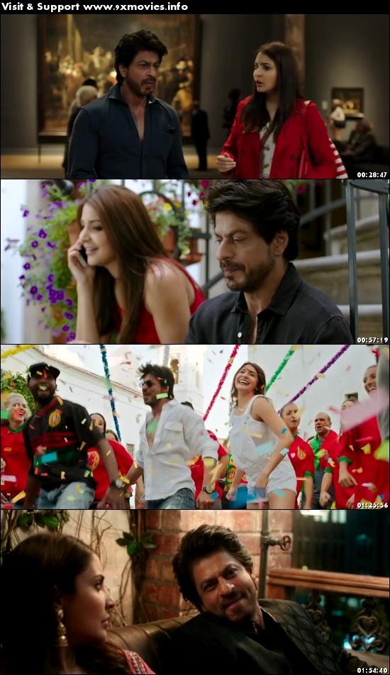 Jab Harry Met Sejal 2017 Hindi 480p DVDRip 400MB