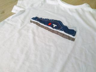 camiseta deportivas