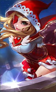 Ruby Little Red Hood Heroes Fighter of Skins V2