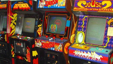 Top 10 Arcade Machine Games