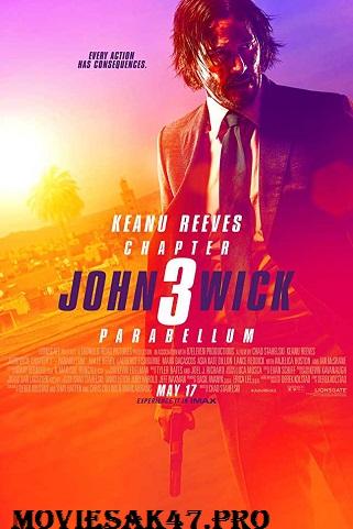 John Wick: Chapter 3 - Parabellum 2019 Hindi Dubbed Movie