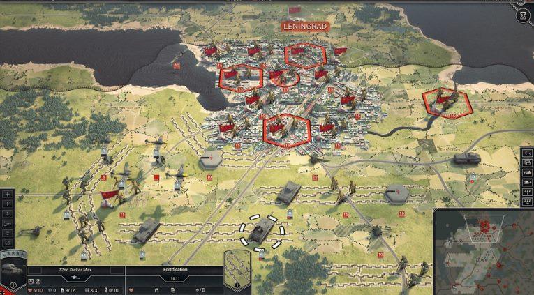 Panzer Corps 2 PC Full Español