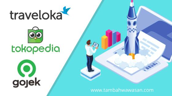 3 Startup yang Sangat Sukses di Indonesia