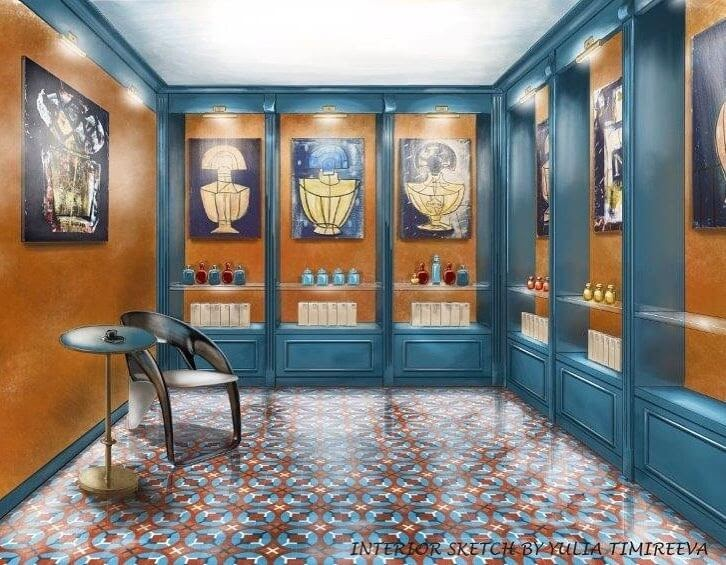 11-Perfume-Boutique-Julia-Timireeva-Юлия-Тимиреева-Interior-Design-Drawings-that-Help-Visualise-www-designstack-co
