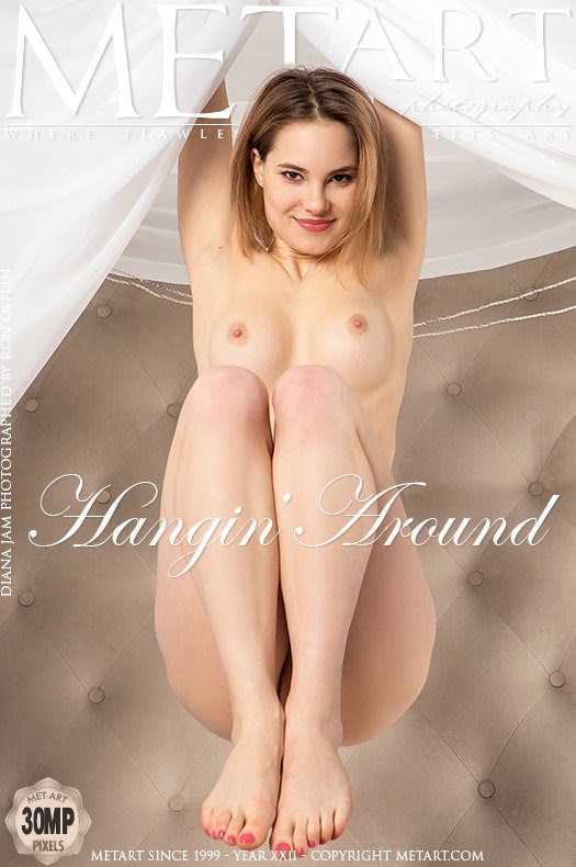 [Met-Art] Diana Jam - Hangin' Around met-art 02220