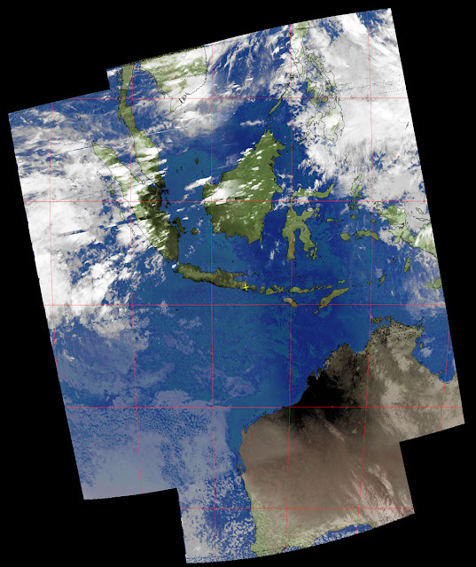Composite Image from NOAA