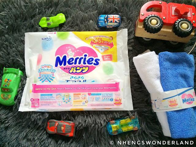 Merries Pants Diaper