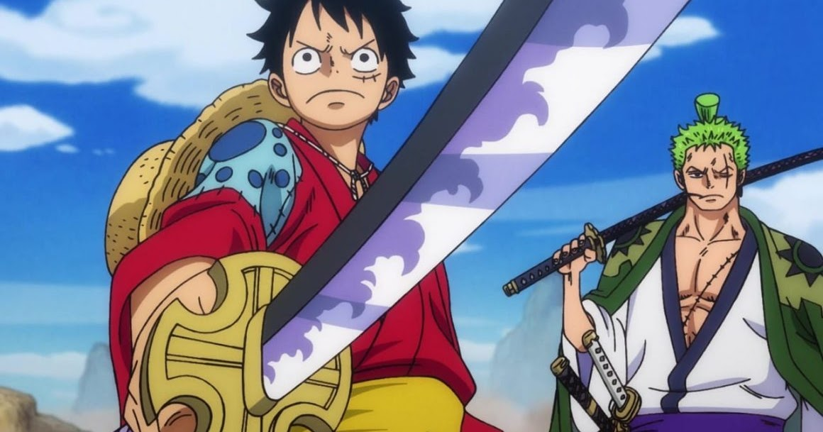 One Piece Folge 400 Deutsch