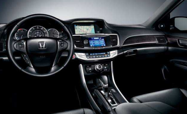 2017 Honda Accord Coupe Spirior Interior