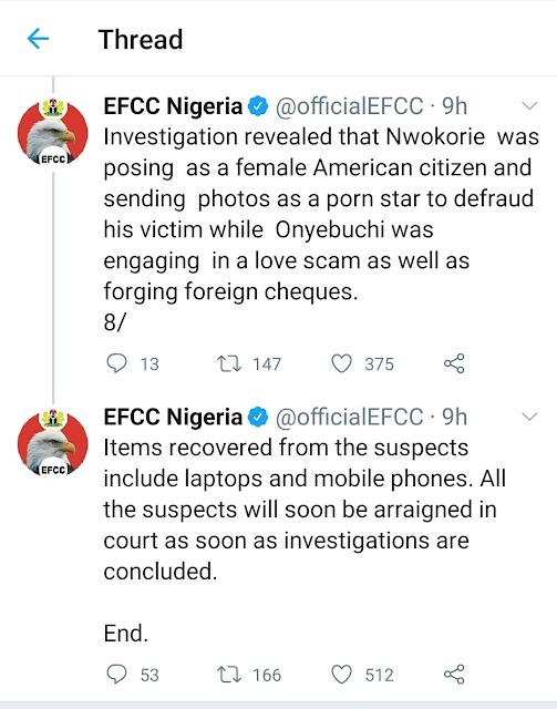 aderherself instagram and youtube influencer arrested for fraud