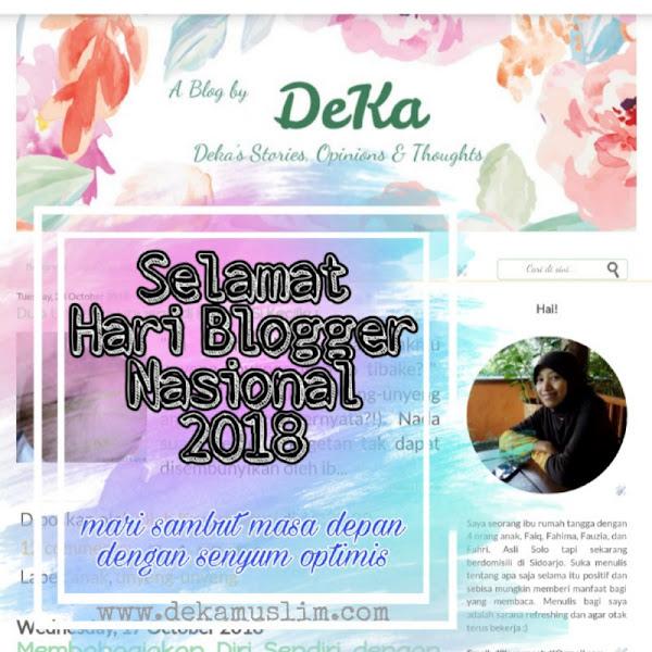 Selamat Hari Blogger Nasional! Yuk, Ngobrolin Soal Blogger di Masa Depan!