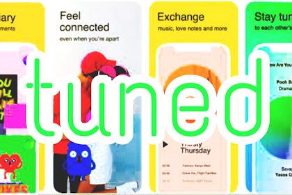 تنزيل تطبيق tuned الجديد من شركة الفيسبوك للازواج - تطبيق المتناغم
