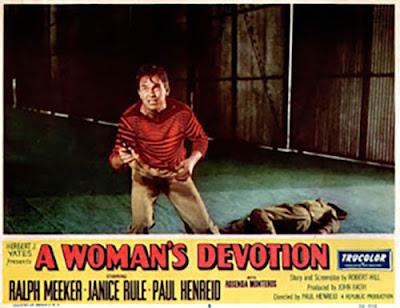A Woman's Devotion (1956)