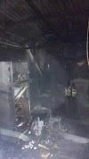 Dos familias sin hogar por fuego consumió sus casas en Pedro Brand,salen ilesos