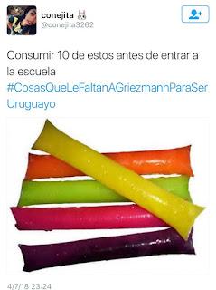 Cosas Que Le Faltan A Griezmann Para Ser Uruguayo