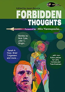 Forbidden Thoughts - Brian Niemeier