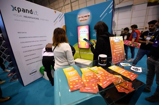 Xpand IT leva TechLeaders Portugueses a falar na Websummit 2019