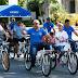 El alcalde Renán Barrera preside celebración del 13o. aniversario de la Bici-Ruta