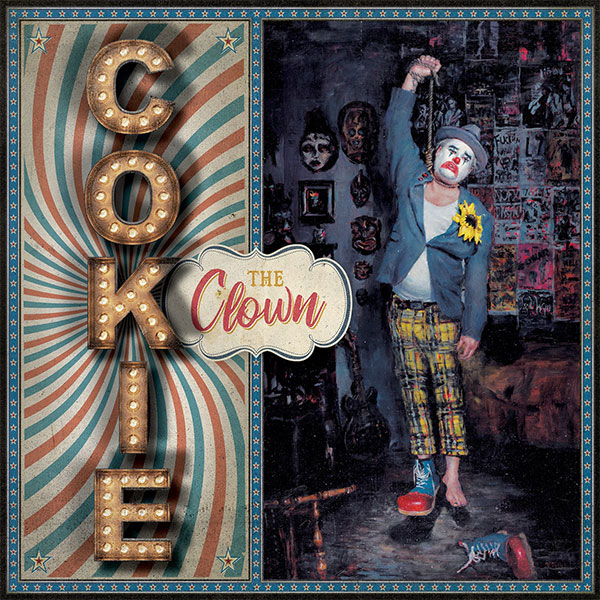 """Cokie The Clown (Fat Mike solo project) stream new song """"Punk Rock Saved My Life"""""""