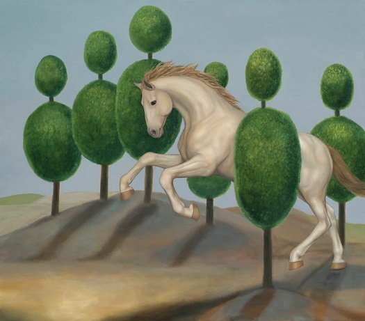 """Garden Entrance"" by JUAN KELLY 