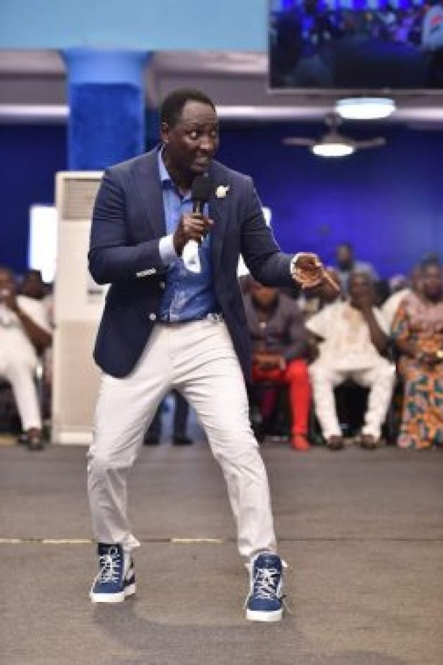"[BangHitz] Don't Drag Prophet Jeremiah into your Dirty Gossip"" -Popular Billionaire Business Tycon Ehi Ogbebor warns Bloggers"